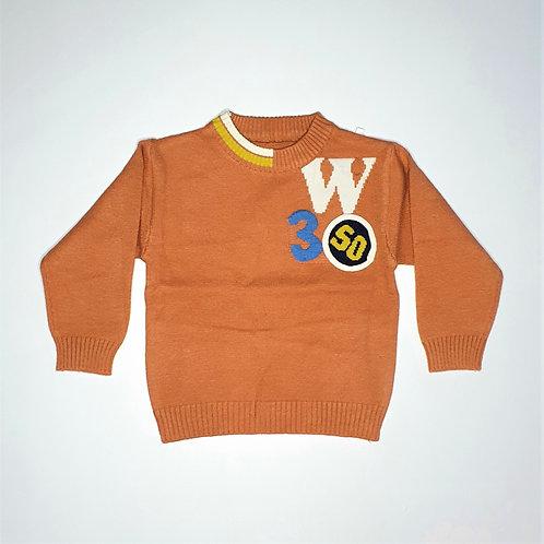 Boys  Thick  Woolen Sweater