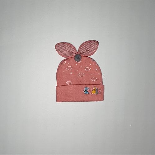 Woolen Cap With Inner Lining (3-6 Month)