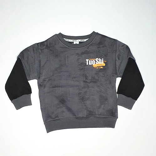 Boys Full T.Shirt (Thick With Fur)