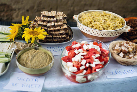 Diversitate gastronomică