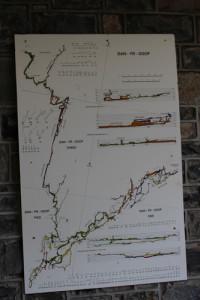 Dan yr Ogof topography