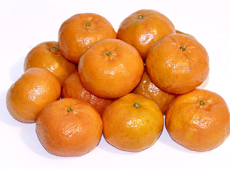 Festive Flash Fiction Day 15: Orange
