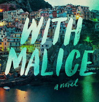 New book alert: WITH MALICE by Eileen Cook