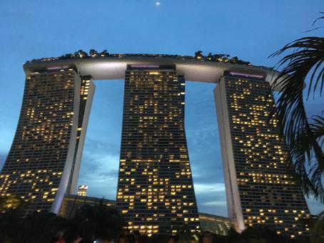 Speeding Through Singapore