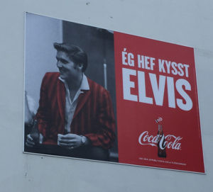 Icelandic Elvis small