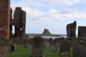 Holy Island Castle small
