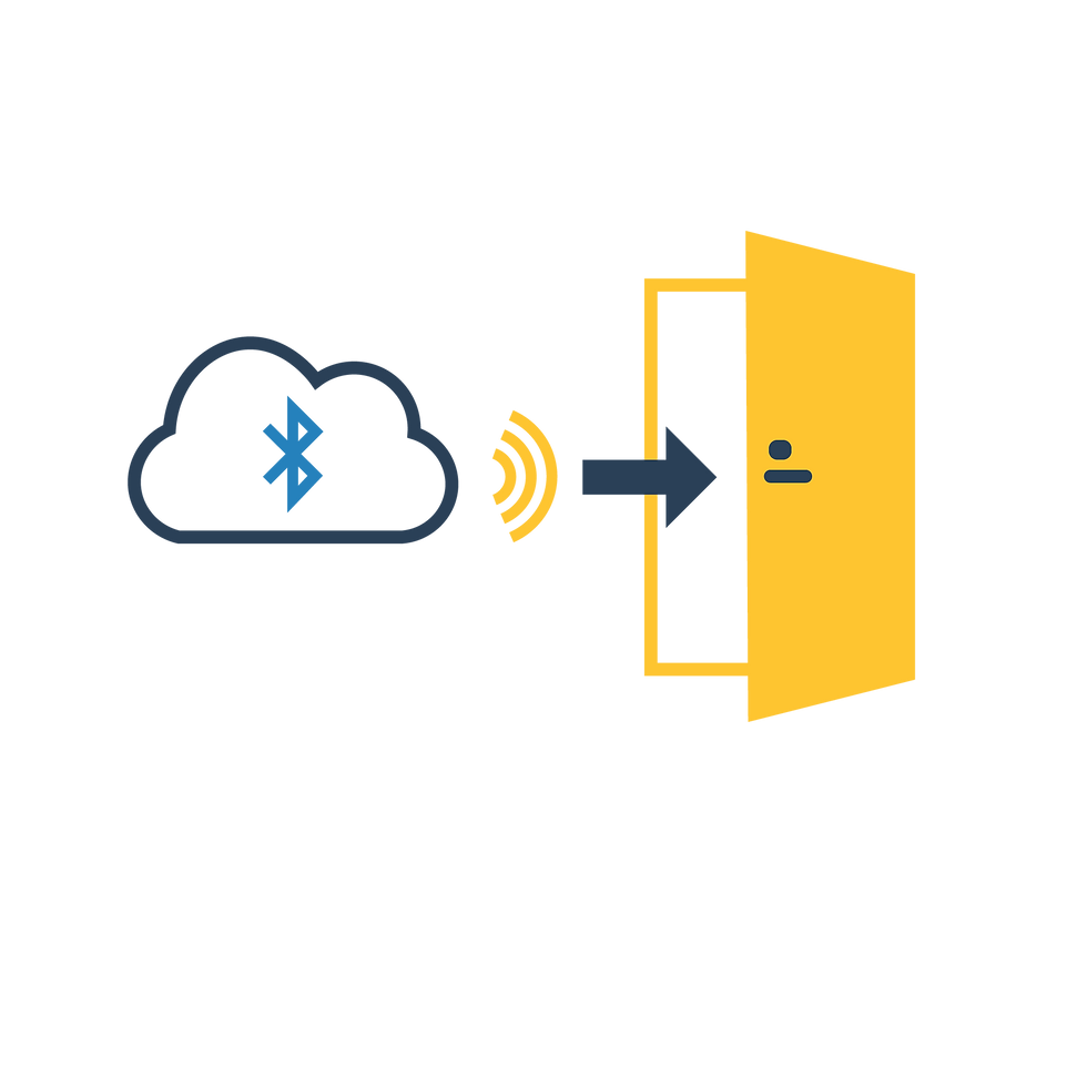 Hybrid access control