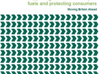 Response to DfT publication of AFID/E10 consultation