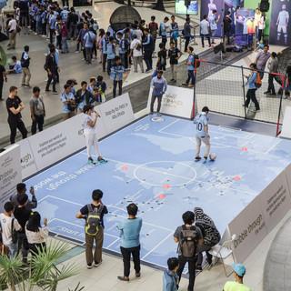 """Dribble through the World"" Challenge @ Jakarta, Indonesia"