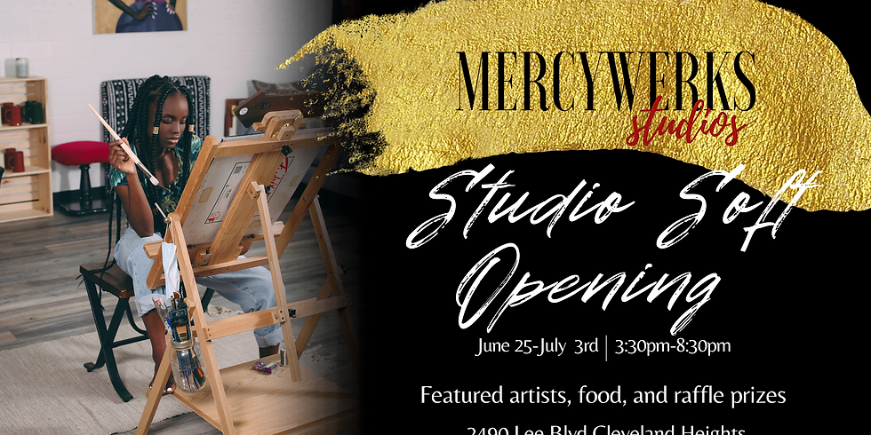 Studio Soft Opening Showcase!