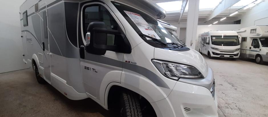 Nuovo | Roller Team ZEFIRO 261 TL