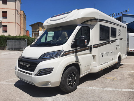 Nuovo | Carthago TOURER T 145 DB H