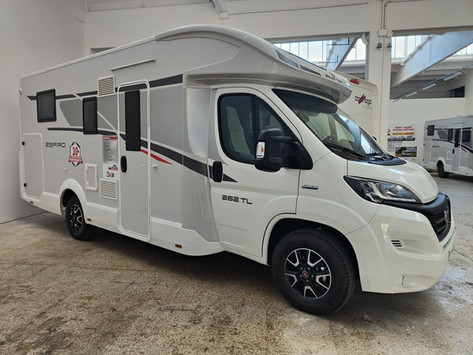 Nuovo | Roller Team Zefiro 262 TL FIAT - STAGIONE 2022