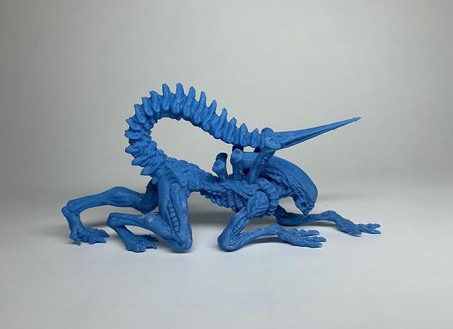 Alien 6x2x4cm