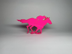Acot Race Horse 6x2x5cm