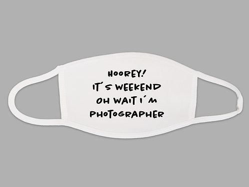 Photographer- mask