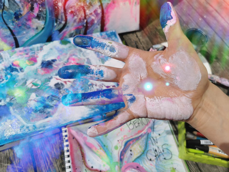 Beauty in Chaos and the creative process
