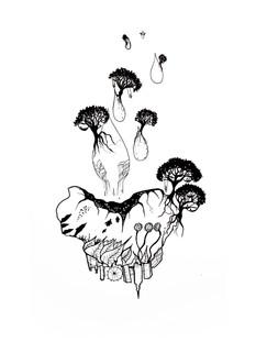 """""""Birth Of Trees"""""""