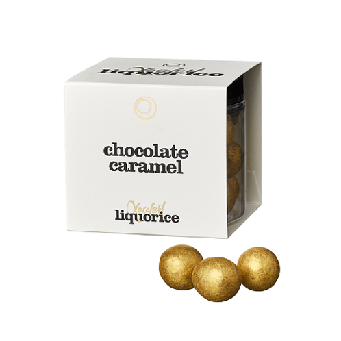 Saltlakrids med chokolade