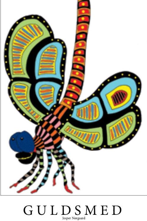 Plakat guldsmed