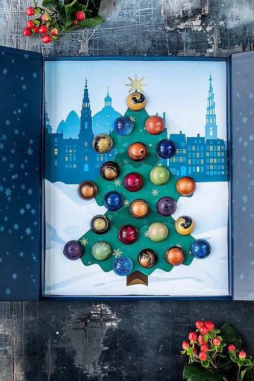 Chokolade julekalender