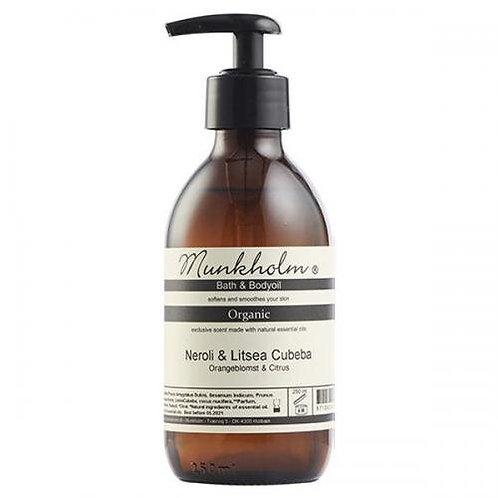 Bath og body oil