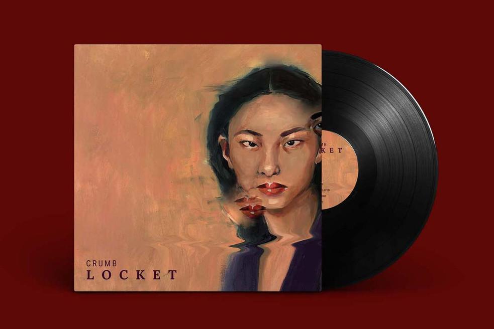 Locket by Crumb Album