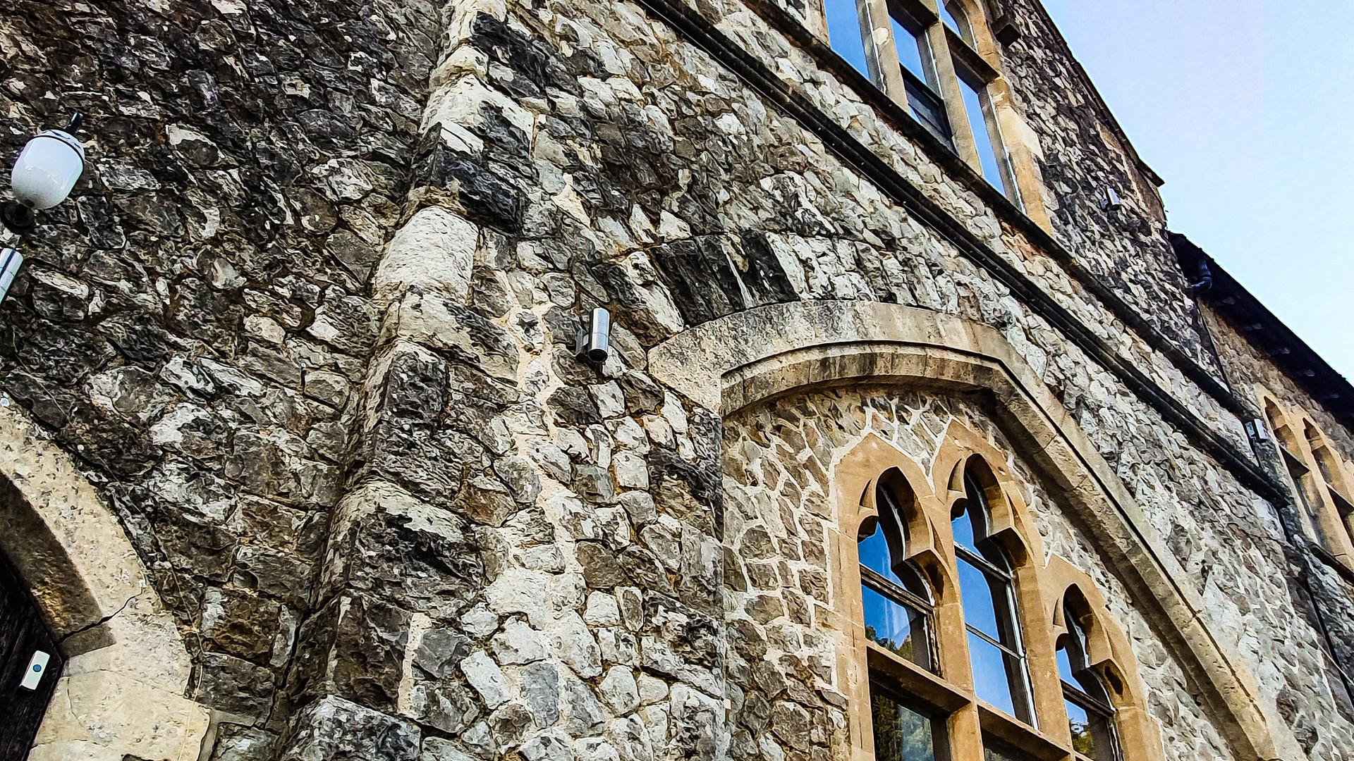 ragstone wall and windows.jpg