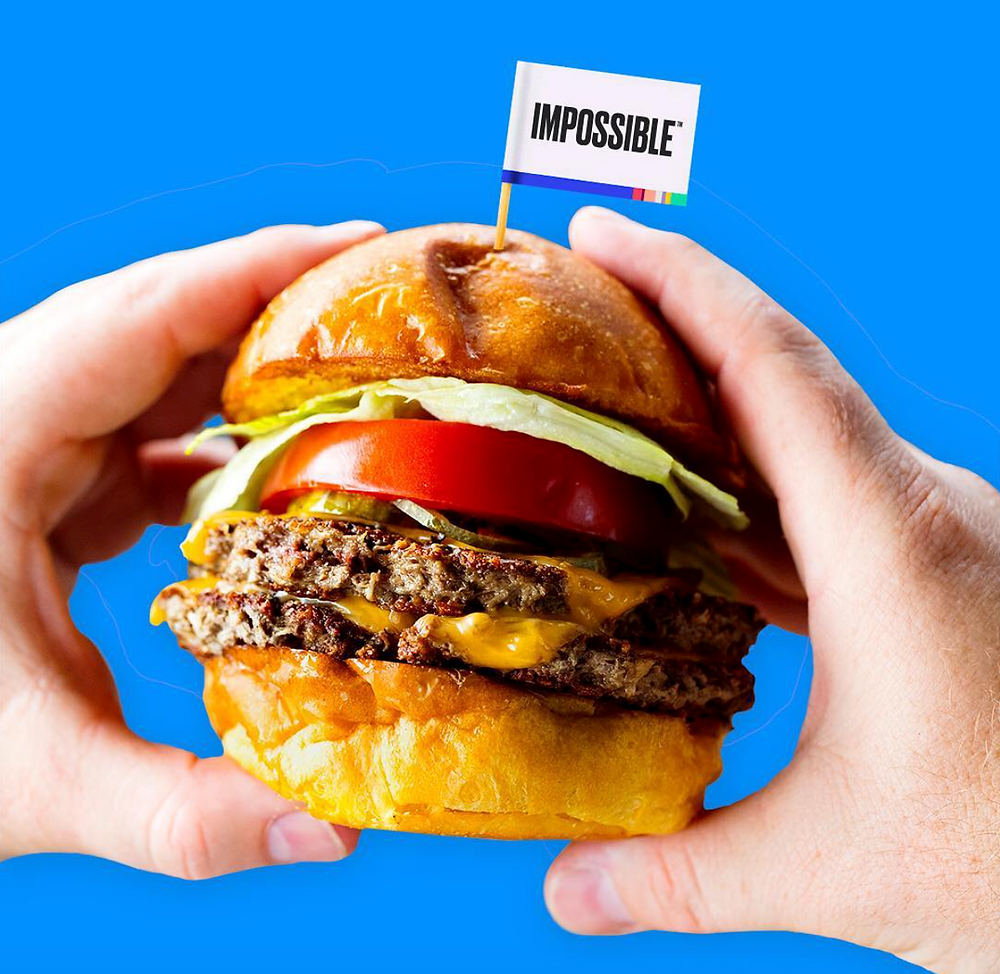 (Extracted from: www.instagram.com/impossible_foods)