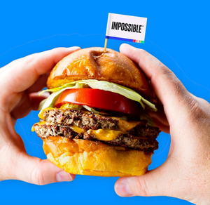 $114 million More Into Impossible Foods