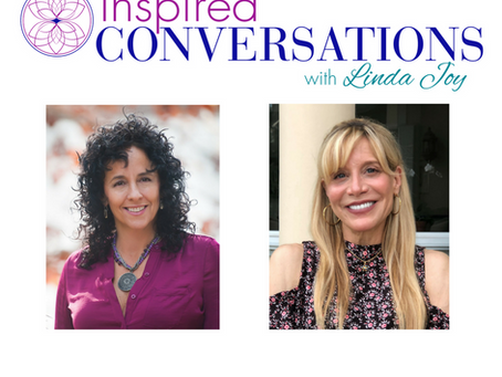 """Messages From The Animal Kingdom"" Interview on Inspired Conversations"