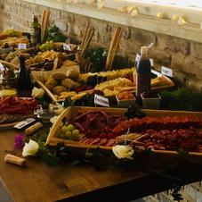 Italian Grazing table