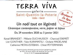Boutique en ligne la galerie Terra Viva!