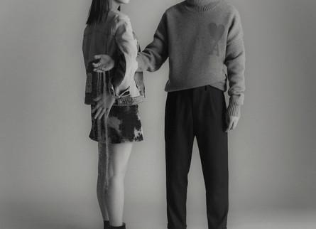 獨處與共處的選擇: TERENCE LAM 林家謙 & JACE CHAN 陳凱詠