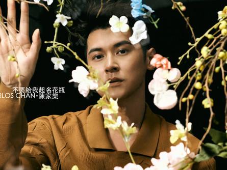不要給我起名花瓶・CARLOS CHAN 陳家樂