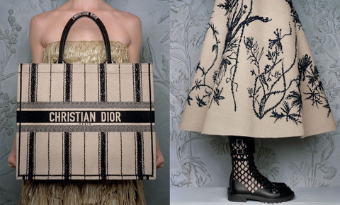 DIOR PRESENTS THE SS20 COLLECTION