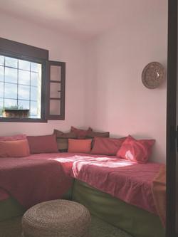 Dormitorio de Abajo Con Dos Camas