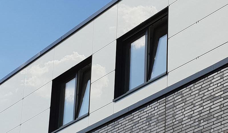 Glasfassade System Lagana