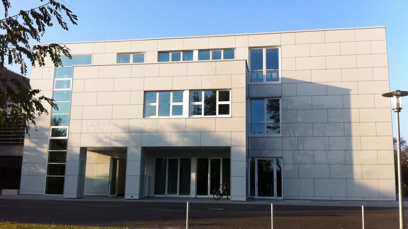 Glasfassade System Konvortec