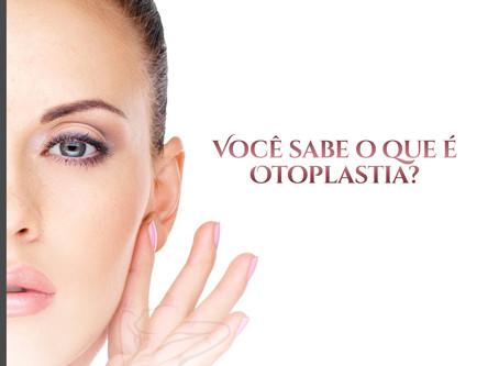 Você sabe o que é otoplastia?