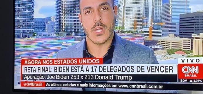 América Decide 2020 na CNN Brasil.
