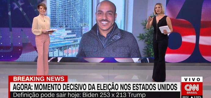 No CNN 360 com Gloria Vanique e Daniela Lima.