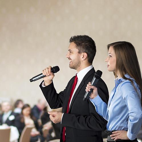 Fear of Public Speaking Self-Hypnosis