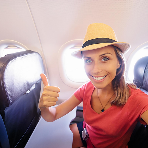 Fear Of Flying Self-Hypnosis