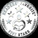 5star-shiny-web Readers Favorite close e