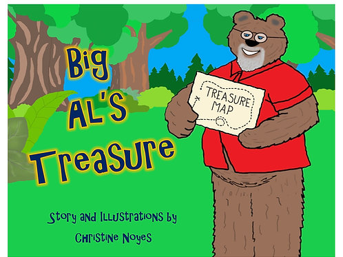 Big Al's Treasure EBook