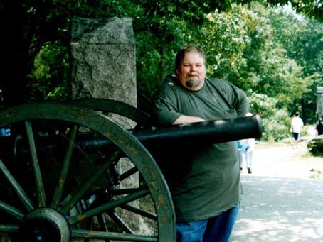 Gettysburg Bike Week - July, 2004 - Close Enough to Perfect - book excerpt