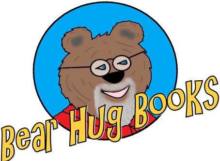 BEAR HUG BOOKS IS BORN