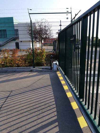 Automatisation d'un portail