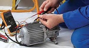 Motor testing and repair